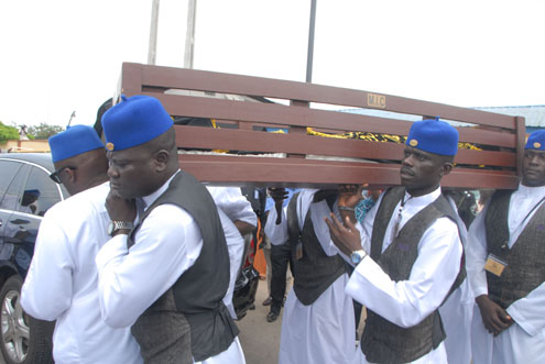 Fashola's father buried amidst tributes