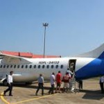 First Aircraft Lands In Bayelsa