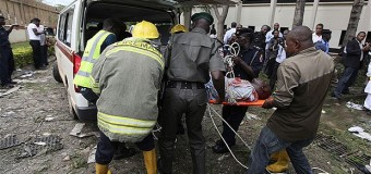 Breaking…..  Female Suicide Bomber Kills 8, Injures 15 In Maiduguri