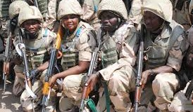 Army Kicks Off Operation Crocodile Smile In S'West, Arrests 40 Suspects In Lagos, Ogun