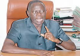 Transfer Aggression? Oshiomhole Attacks Obasanjo, Says God Will Punish Him For Supporting Atiku
