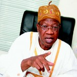 Alhaji Lai Mohammed, Minister for Culture and Information