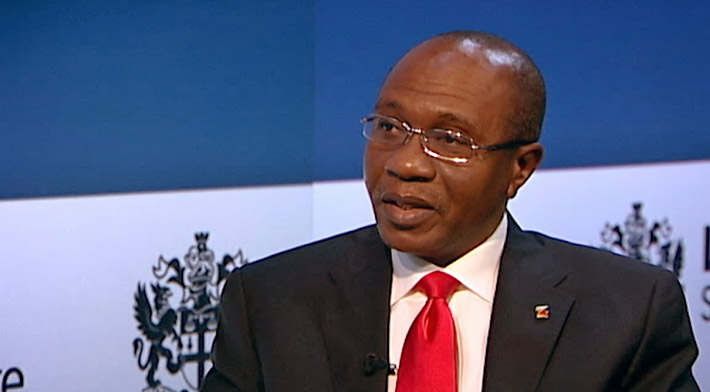 Godwin Emefiele, Governor of Central Bank of Nigeria