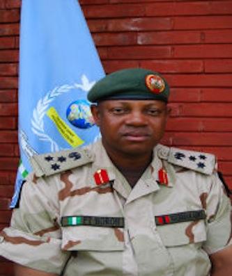 Brigadier-General P.T. Boroh