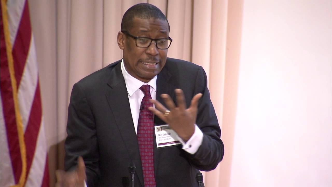 The Minister of Industry, Trade and Investment, Mr Okechukwu Enelamah