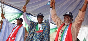 Breaking… Buhari Declares Intention To Run In 2019