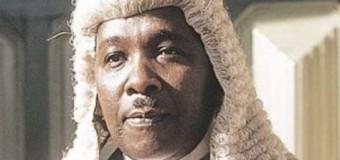 Breaking…Justice Ademola Resumes Sitting