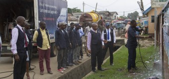 Photos… LG Polls: LASAA Begins Clean-Up Exercise