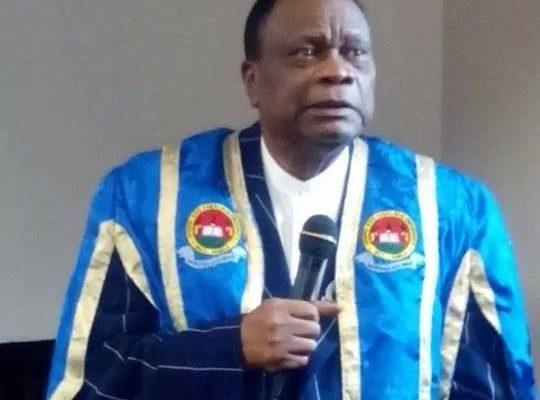 Prophet Kayode Samuel Abiara