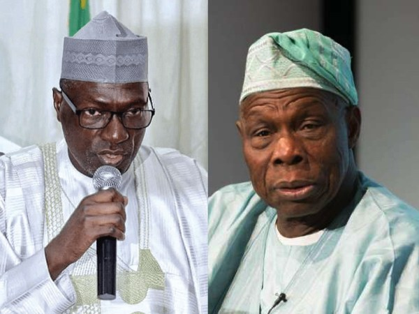 Obasanjo and Makarfi