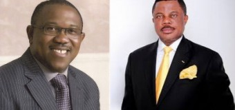 Peter Obi Rates Obiano Low; Says Performance Worrisome