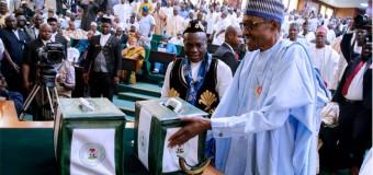 Full Text Of Buhari's 2018 Budget Speech