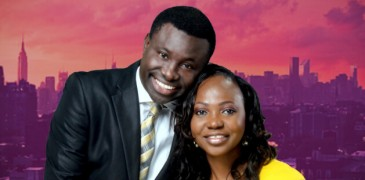 Pastor Chris and Wife