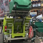Visionscape struggling with huge task of evacuating over 33,000 metric tones of wastes generated daily in Lagos.