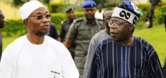 APC Crisis: Party Leaders Write Tinubu; Allege Aregbesola Boys In Alimosho Are After Their Lives