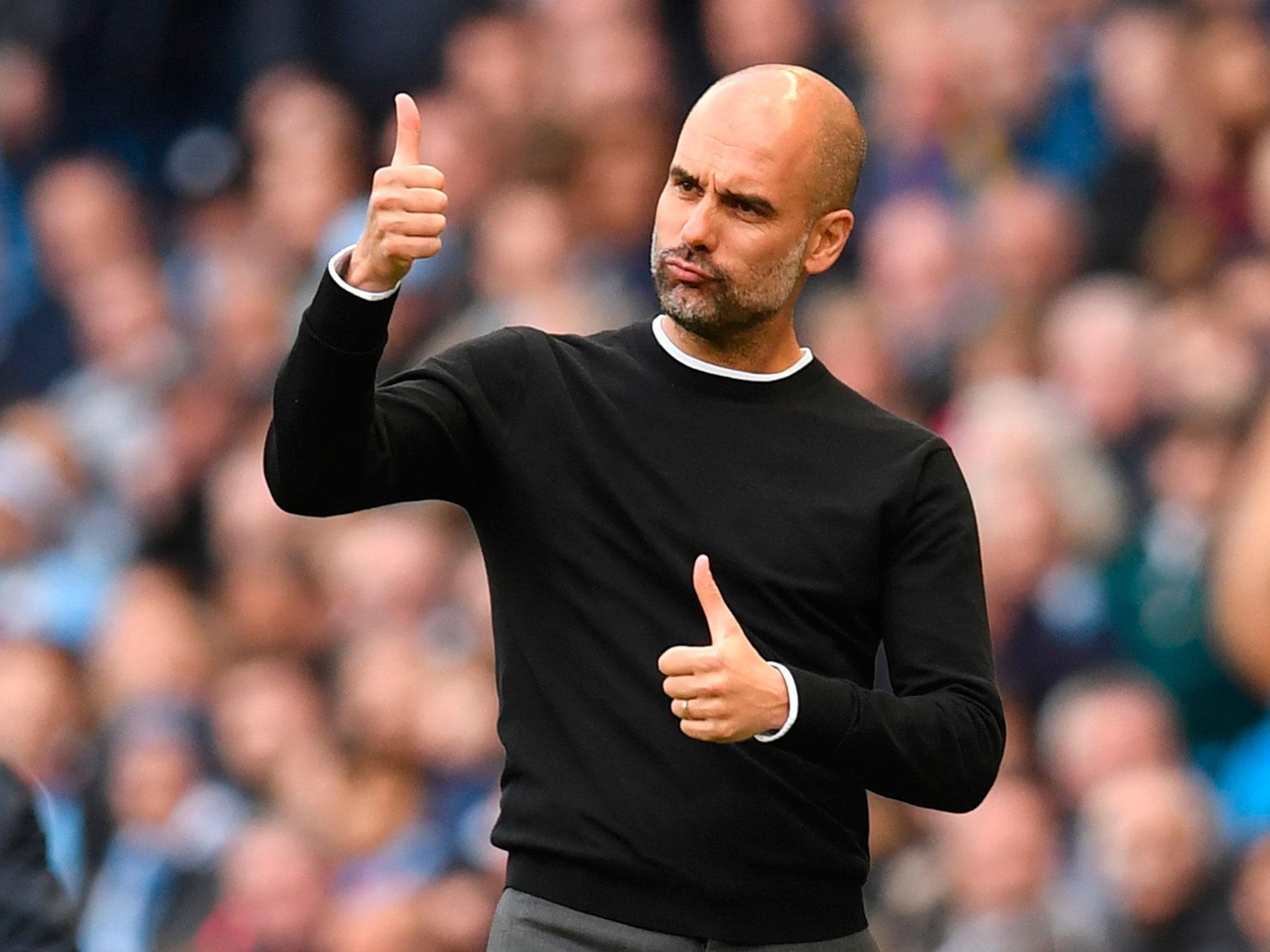 Guardiola Signs New Deal To Remain At Man City Until 2021