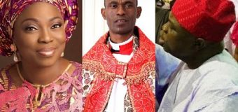 Exclusive… State House Chaplain, Rev Femi Taiwo Sacked  By Ambode Still Floating One Year After