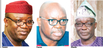 Ekiti Decides: Cash Is King, Aside Other Factors, Highest Spender May Sweep The Polls – COMPLETE NEWS