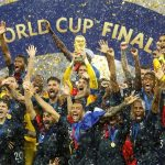 France Shine In Russia, Beat Croatia 4-2 To Win World Cup