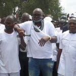 Ekiti:The Fall Of Power Drunk Fayose; A Lesson For Ambode In Lagos, By Adeoba Michaels