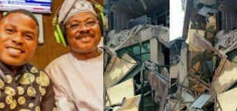 Fresh FM Demolition: Ajimobi Meets Ayefele, Promises 'Compassionate' Solution