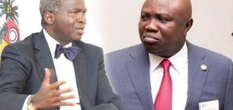 Ambode Impeachment Saga: God Of Fashola, Fowler, Folarin- Coker, Banire Should Be My God