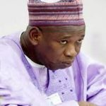 Embattled Kano Governor Abdullahi Ganduje