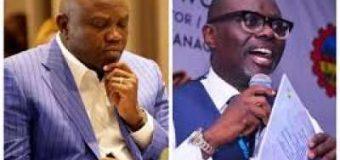 Governance On Sabbatical In Lagos: Is Ambode Working Against Sanwo-Olu?, By Adeoba Michaels