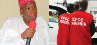 Ganduje Donates N10m To EFCC To Host 'Anti-Corruption Marathon'