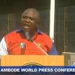 Revealed: How Ambode Bungled Last Opportunity For Second Term Through World Press Conference