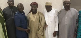 Omisore Missing At Oyetola's Inauguration: Has He Been Used And Dumped? Complete News