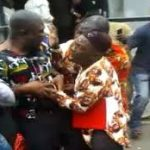 IPOB Members Beat Up Ekweremadu In Germany